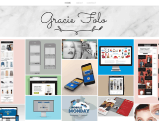 graciefolo.co.uk screenshot
