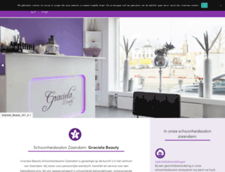 graciela.nl screenshot
