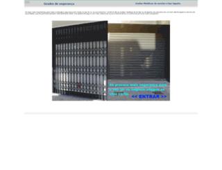 gradeamentos.org screenshot