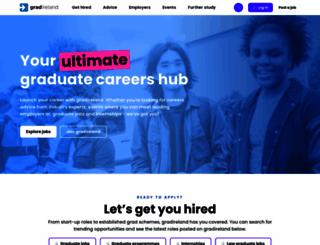 gradireland.com screenshot