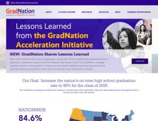 gradnation.org screenshot