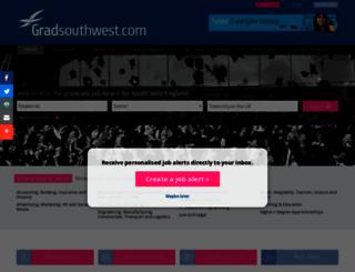 gradsouthwest.com screenshot
