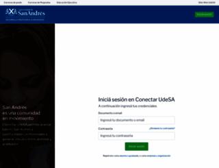 graduado.udesa.edu.ar screenshot