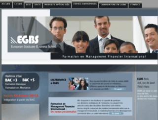 graduate-business-school.fr screenshot