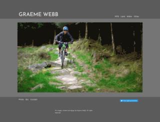 graemewebb.com screenshot