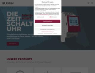graesslin.de screenshot