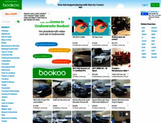 grafenwoehryardsales.com screenshot