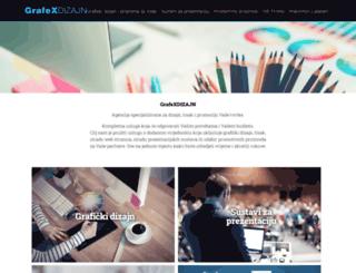 grafex-dizajn.hr screenshot