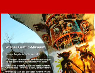 graffitiauftrag.eu screenshot