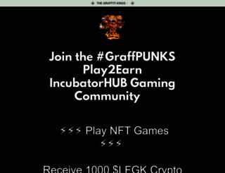 graffitikings.co.uk screenshot