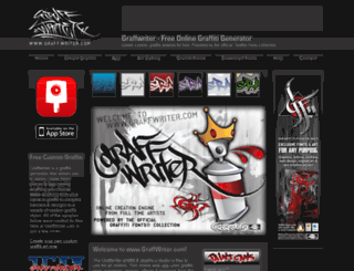 graffwriter.com screenshot