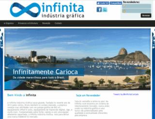 graficainfinita.com.br screenshot
