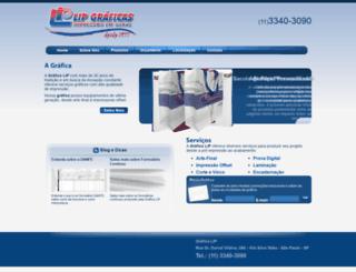 graficalip.com.br screenshot