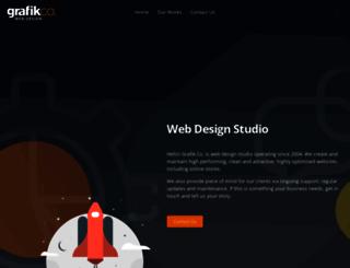 grafikco.com screenshot