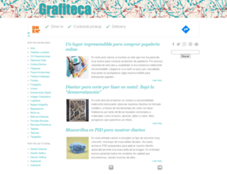 grafiteca.info screenshot
