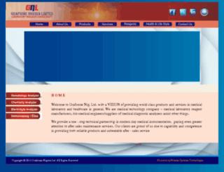 grafsomemedical.com screenshot