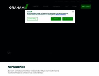 graham.co.uk screenshot