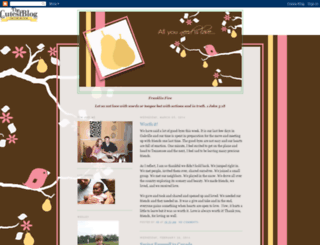 grahamtimothy.blogspot.com screenshot