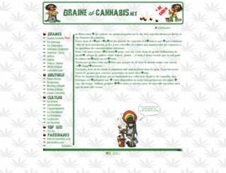 grainecannabis.net screenshot