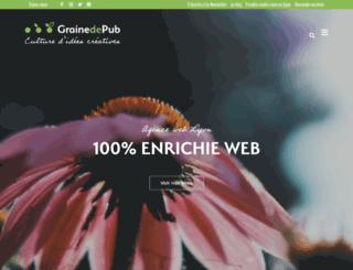 grainedepub.com screenshot