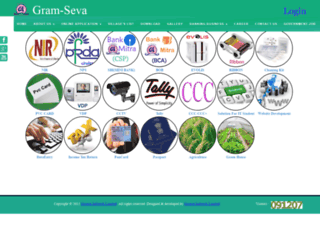 gram-seva.org screenshot