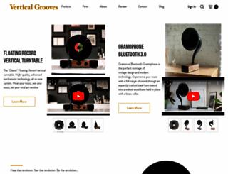 gramovox.com screenshot