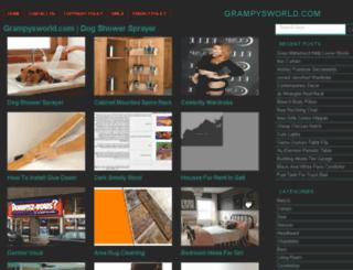 grampysworld.com screenshot
