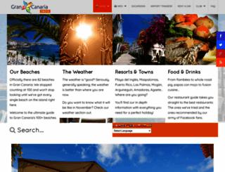 gran-canaria-info.com screenshot