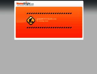 granada-travelguide.com screenshot