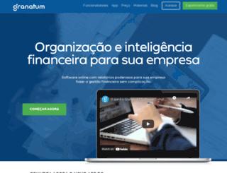 granatum.com.br screenshot