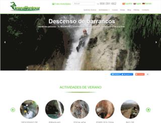 granaventour.com screenshot