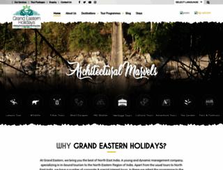 grand-eastern.com screenshot