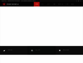 grand-indonesia.com screenshot