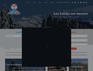 grand-mont.com screenshot