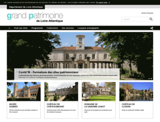 grand-patrimoine.loire-atlantique.fr screenshot