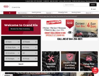 grandbuickgmckia.com screenshot