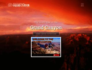 grandcanyoncvb.org screenshot