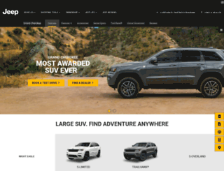 grandcherokee.com.au screenshot