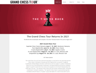 grandchesstour.com screenshot