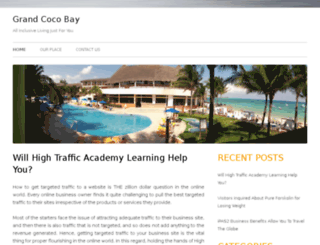 grandcocobay.com screenshot