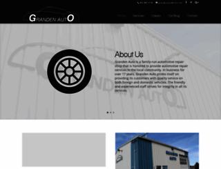 grandenauto.ca screenshot