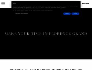 grandhotelminerva.com screenshot