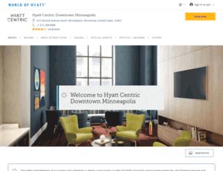 grandhotelminneapolis.com screenshot