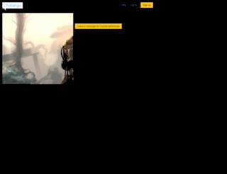 grandknightartorias.chatango.com screenshot
