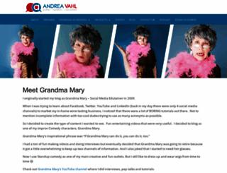 grandmamaryshow.com screenshot