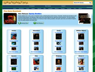 grandmatrix.com screenshot