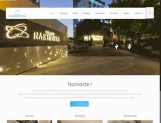 grandnakshatra.com screenshot