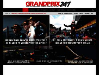 grandprix247.com screenshot