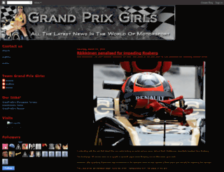grandprixgirlsf1-en.blogspot.co.uk screenshot