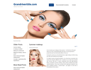 grandrivertitle.com screenshot